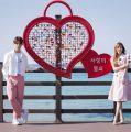 Trang Pháp – Lục Huy (Uni5) lần đầu 'hẹn hò' cùng nhau ở nước ngoài