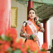 Nguyễn Lê Thủy Tiên trở thành ứng viên nặng ký khi thi Hoa hậu