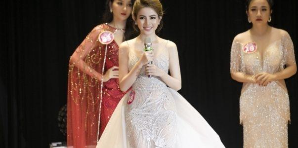 Con gái Hữu Tiến tiếc nuối vì vuột mất ngôi Hoa hậu trong phút chót