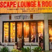 """Escape Lounge and Rooftop """"bar phong cách"""" tại ốc đảo Q.2 thu hút giới trẻ Sài Gòn"""