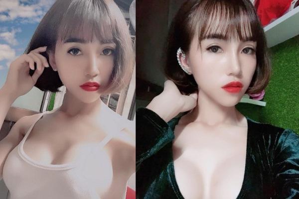 """9x Sài Thành gây sốt cộng đồng mạng với bộ ảnh """"không nội y"""""""