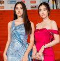Dàn hoa hậu nô nức trên thảm đỏ chung khảo Miss World Việt Nam
