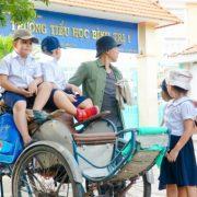 Hữu Tiến làm người cha khắc khổ trong dự án phim mới