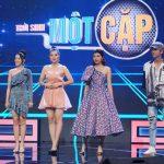 Thanh Hương, Đồng Ánh Quỳnh, Kim Anh lọt top 3 nghệ sĩ vào chung kết Trời sinh một cặp
