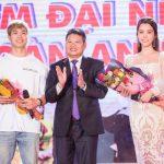 Huỳnh Vy, Công Phượng hào hứng giao lưu cùng sinh viên Đồng Nai