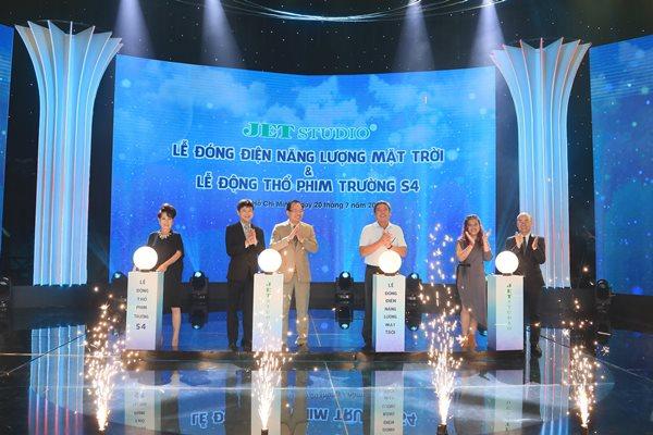 Jet studio – Phim trường đầu tiên tại Việt Nam dùng điện năng lượng mặt trời
