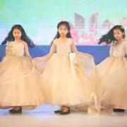 """Ấn tượng với fashion show """"Giấc mơ của nàng công chúa"""" của NTK Trần Quỳnh Trang"""