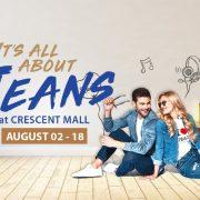 Cuộc hẹn tháng 8 cùng tín đồ jeans cá tính tại Crescent Mall