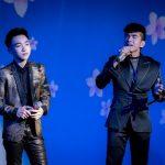 Trung Quang mời Đan Trường, Phương Mỹ Chi, Quỳnh Trang dự minishow đầu tiên