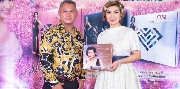 Nguyễn Hồng Nhung chi nửa tỉ đồng thuê villa làm sự kiện