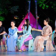 Hoa hậu Tiểu Vy khóc trước dự án nhân ái của Miss World Việt Nam