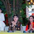 Á hậu Thanh Huyền gây thương nhớ khi ngồi ghế nóng