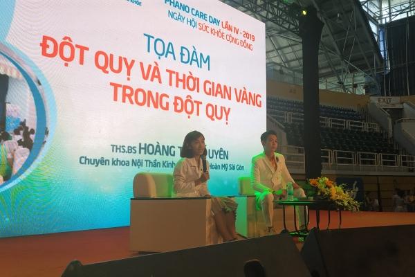 Phano Care Day lần IV thu hút hơn 10.000 khách hàng tham gia