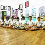 Trẻ Sài Gòn đổ xô đi học Thiền