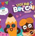 Vui Hè Cùng Bút Chì 2019 – Ngày hội vui chơi miễn phí cho các bé ngày 1/6