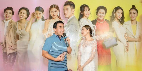 Lệ Quyên, MC Quyền Linh chúc mừng phim mới của Nam Thư