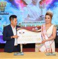 Hoa hậu Nguyễn Thị Thanh Thúy bất ngờ đầu tư 1 triệu USD vào lĩnh vực dầu nhớt
