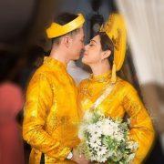 """Lâm Khánh Chi: """"Tôi đã chọn và thuyết phục được gia đình 3 cặp đôi để tham gia lễ hội cưới"""""""