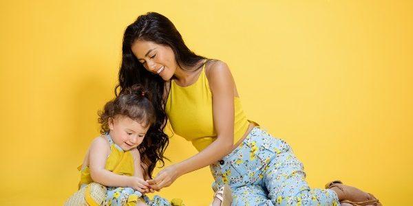 NTK An Nhiên ra mắt BST mới dành cho mẹ và con gái