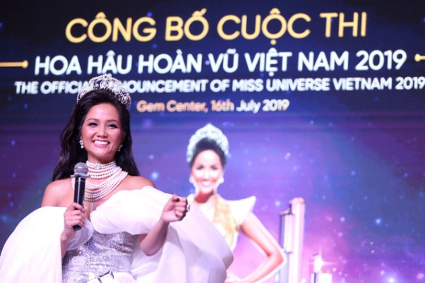 Hoa hậu Hoàn Vũ Việt Nam 2019: Đi tìm người đẹp có 'trái tim dũng cảm'