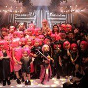 80 mẫu nhí hội tụ trong Fashion show Pink Journey 1 HCM của NTK Phương Hồ