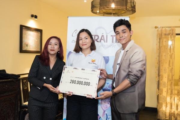 Jun Phạm cùng Cơm Niêu Sài Gòn chung tay hỗ trợ các em bị bệnh tim bẩm sinh