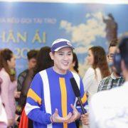 """Nguyên Vũ, Diễm Hương chọn """"Đại sứ nhân ái Việt Nam 2019"""""""