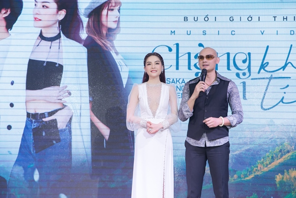 """Saka Trương Tuyền ra mắt MV """"Chàng trai khó tính"""""""