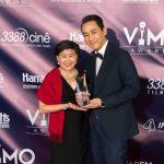 Hứa Vĩ Văn được vinh danh tại  VIMO Awards 2019