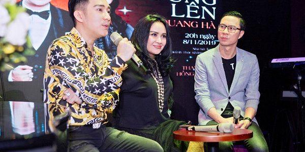 Quang Hà xin tạm ngưng hát sau đêm nhạc Đứng Lên