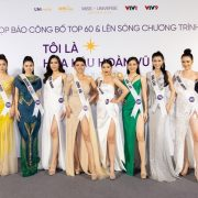 Top 60 Hoa hậu Hoàn vũ Việt Nam 2019 chính thức lộ diện