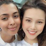 Yến Trang đua nước rút tại Hoa hậu Châu Á 2019