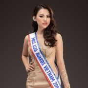 Hà Vi Vi đại diện Việt Nam tham dự Miss Asia Award 2019