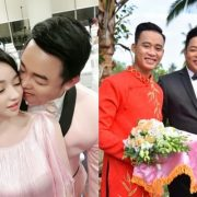 Quang Lê lộ ảnh ôm hôn hot girl Ivy như người yêu