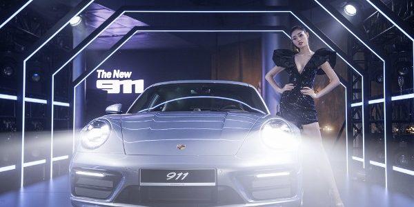 Cỗ máy kinh điển Porsche 911 mới chính thức ra mắt thị trường Việt