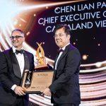 Ông Chen Lian Pang được vinh danh là Nhân vật bất động sản của năm 2019