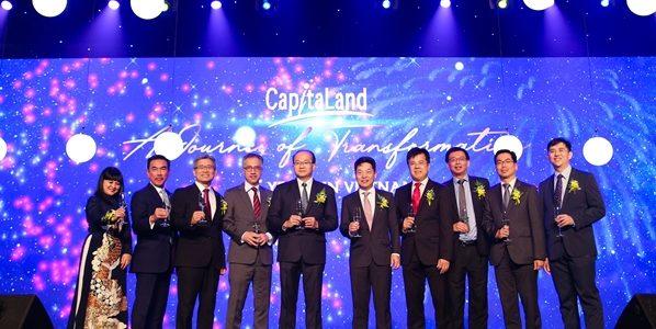 CapitaLand Việt Nam kỷ niệm 25 năm và hoạt động gieo mầm nhân văn