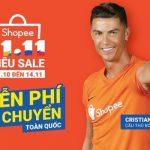 Shopee ghi nhận 70 triệu sản phẩm bán ra trong 11.11 Siêu Sale