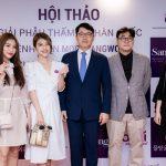 """Bác sĩ Hàn Quốc tư vấn """"vòng 1 hoàn hảo"""" thu hút phái đẹp tham dự"""