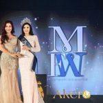 Á hậu Thu Hương gây ấn tượng khi làm giám khảo quốc tế Mrs Fashion World 2019