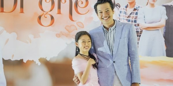 Quang Tuấn học làm bố tốt trước ngày có con đầu lòng