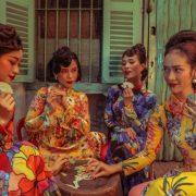 Đức Vincie tái hiện Sài Gòn xưa thông qua BST Ngọc Viễn Đông