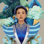 Công bố quốc phục của Á hậu Thúy An tại Miss Intercontinental 2019