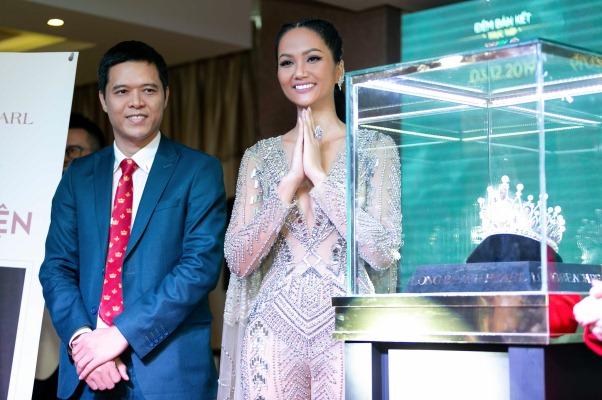 Vương miện HHHV Việt Nam 2019 được chế tác trong 6 tháng