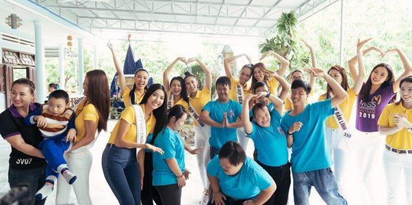 Hoa hậu Khánh Vân bắt đầu hành trình vì cộng đồng sau đăng quang