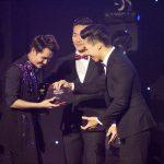 Huỳnh Lập được vinh danh tại lễ trao giải Metub WebTVAsia Awards 2019