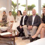 Doanh nhân Nam Phố Xinh mở tiệc trà giới thiệu tuyệt phẩm đến từ Mỹ