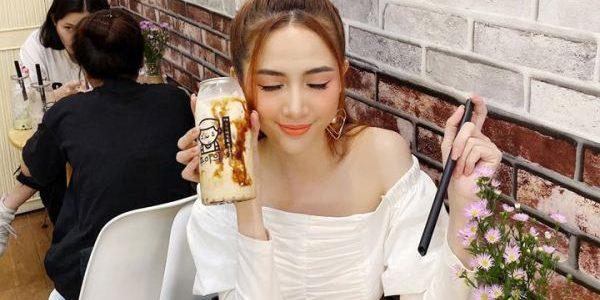 Trà sữa lon Huy's Milk Tea có gì đặc biệt mà sao Việt phải mê?
