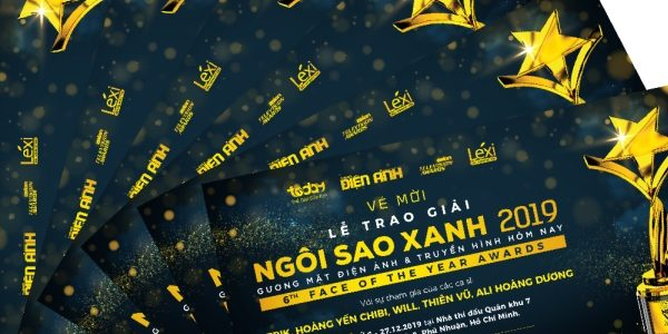 Ngôi Sao Xanh 2019: Hàng ngàn vé mời dành tặng khán giả