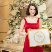 TMV của MC Thanh Mai nhận cú đúp giải thưởng quốc tế